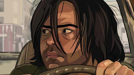 A Scanner Darkly Richard Linklater