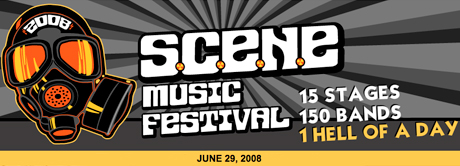 S.C.E.N.E. Festival Looking For Bands To Play June 29