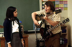 The School of Rock Richard Linklater