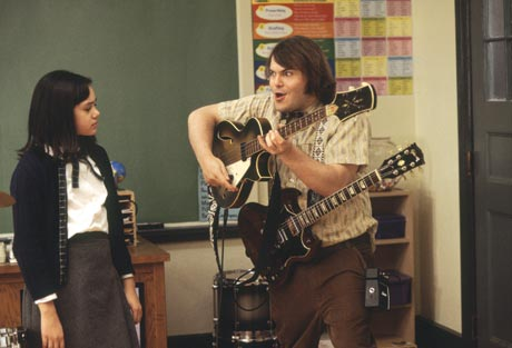 School of Rock Richard Linklater