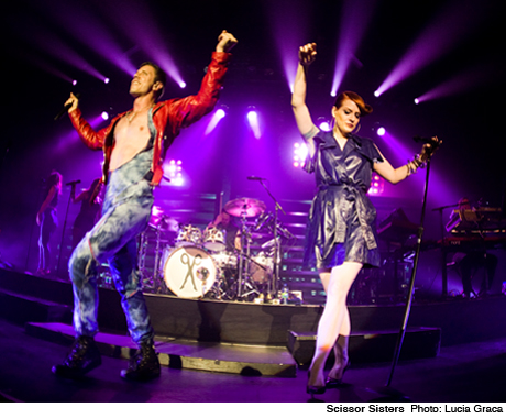 Scissor Sisters, Justin Nozuka, Land of Talk, Caribou and Alice in Chains Lead This Week's Can't Miss Concerts