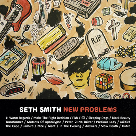 "Seth Smith <i>New Problems</i> / ""Transformer"" video"