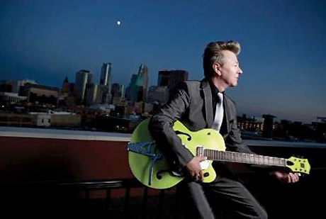 Brian Setzer Rushed to Hospital After Collapsing During Concert
