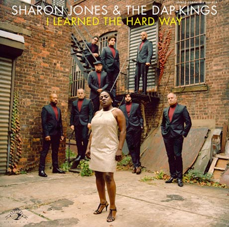Sharon Jones and the Dap-Kings Return with <i>I Learned the Hard Way</i>