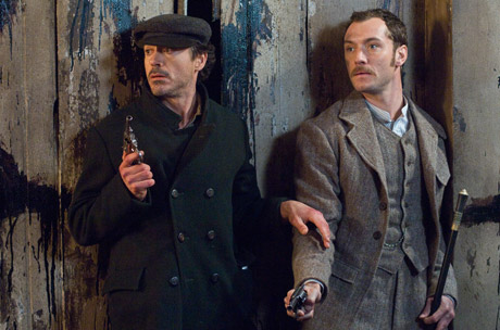 Settle In with <i>Sherlock Holmes</i>, <i>The Killer</i> and <i>Easier With Practice</i> in This Week's DVD Review Round-Up
