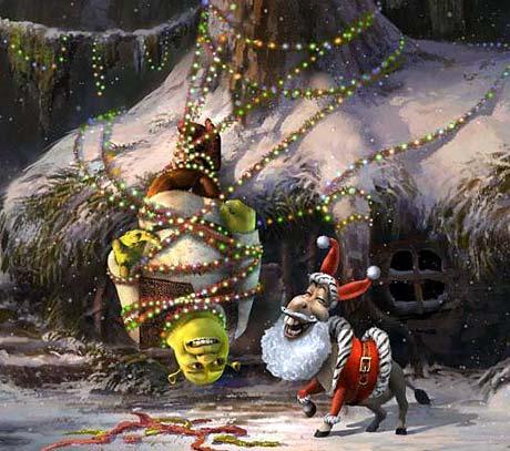 Shrek the Halls Gary Trousdale