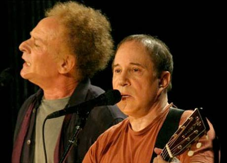 Simon & Garfunkel Postpone Canadian Tour 'Indefinitely'