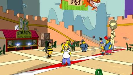 The Simpsons Game Multi-platform