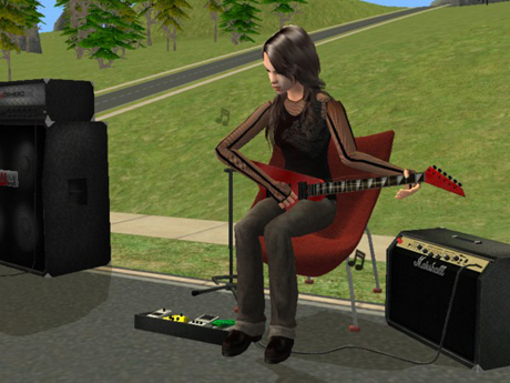 "Hot Chip, Deadmau5, RJD2 Sing in ""Simlish"" on <i>The Sims 3</i> Soundtrack"