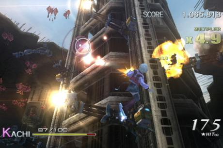 Sin & Punishment: Star Successor Wii
