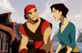 Sinbad: Legend of the Seven Seas Patrick Gilmore