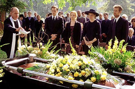 Australia Reveals Its Favourite Funeral Songs