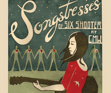 Exclaim! Presents the Songstresses of Six Shooter at CMW