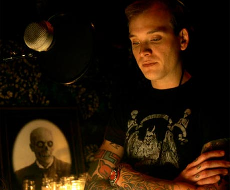 Alkaline Trio's Matt Skiba Goes Solo with <i>Demos</i>