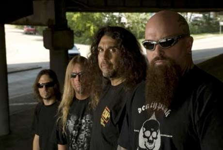 Slayer Call Off North American Tour Due to Tom Araya's Back Problems