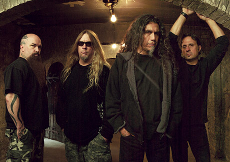 Slayer and Megadeth Once Again Reschedule North American Tour
