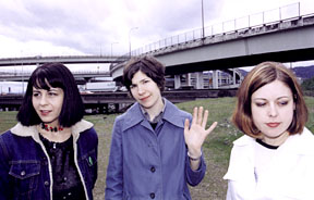 Sleater-Kinney The Future is Now