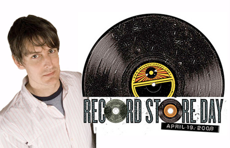 "Stephen Malkmus Provides ""Goodies"" For Record Store Day"