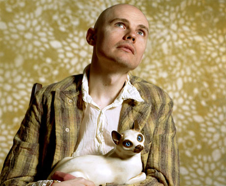 Charity Auction Winner Will Have to Fork Over at Least $1,000 to Buy Billy Corgan Lunch