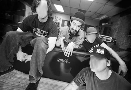 Chi Pig Reforms SNFU On His Own