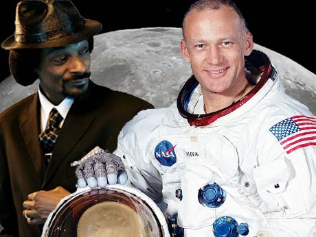 Astronaut Buzz Aldrin Drops Lyrical Science with Snoop Dogg