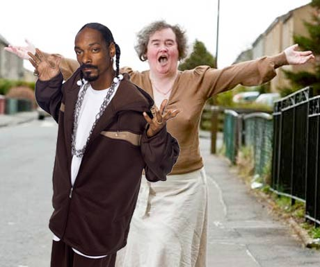 Snoop Dogg Eyes Susan Boyle Collaboration After Rapper's Producer Arrested for Murder