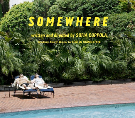 Sofia Coppola's <i>Somewhere</i> Soundtrack Details Revealed