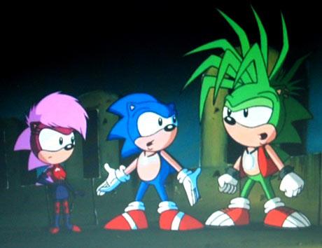 Sonic Underground: Volume Two