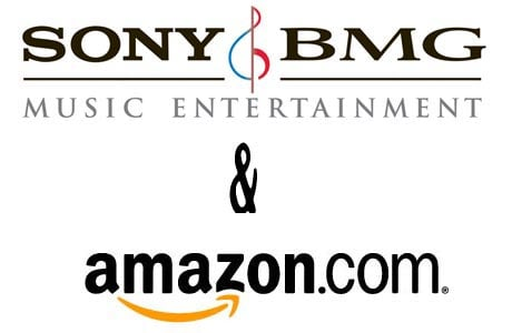 Sony BMG Partner With Amazon