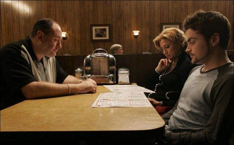 Score the Final Scene of <i>The Sopranos</i>