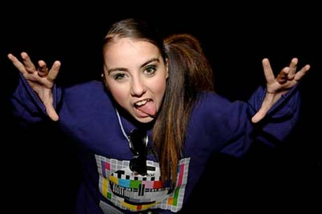Lady Sovereign Arrested in Australia After Spitting in Bouncer's Face