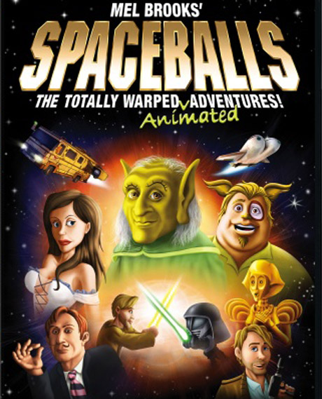 Mel Brooks' Spaceballs: The Totally Warped Animated Adventures