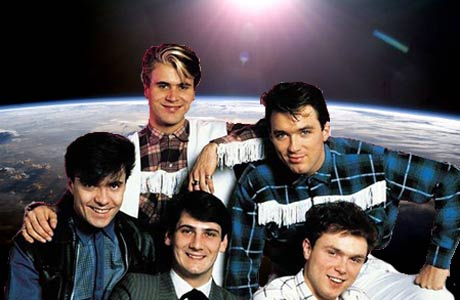 WTF? Spandau Ballet Set to Be the First Band to Play in Space