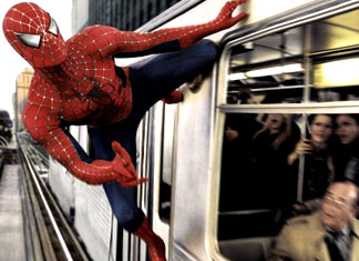 Spider-Man 2 Sam Raimi