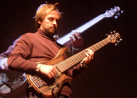 Squarepusher Preps All-Bass Live Album
