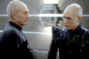 Star Trek Nemesis Stuart Baird