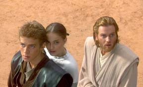 Star Wars: Episode II - Attack of the Clones George Lucas