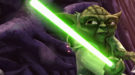 Star Wars The Clone Wars: A Galaxy Divided