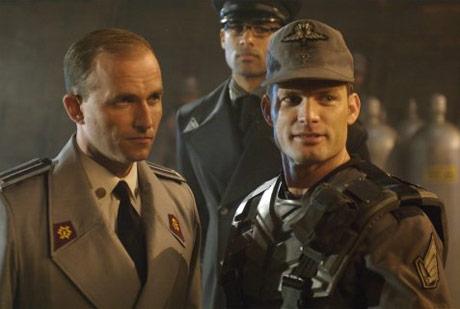 Starship Troopers 3: Marauder Ed Neumeier