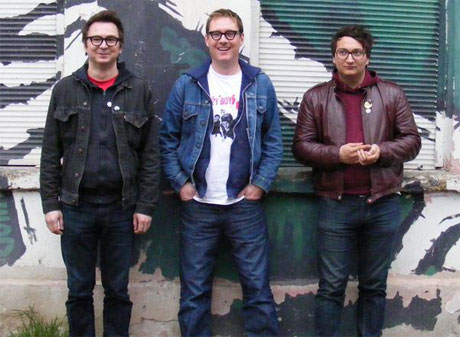 Statues Announce Tour and Recording Plans