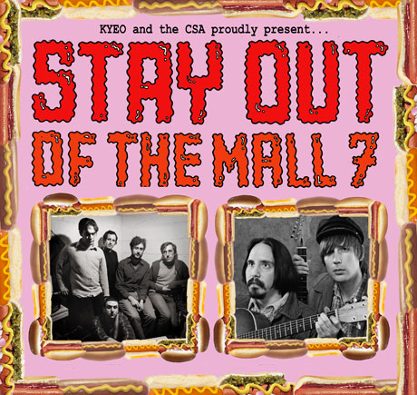 The Constantines and Human Highway Headline Guelph's Stay Out of the Mall Festival This Wednesday/Thursday