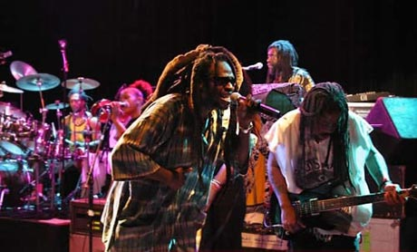 Steel Pulse Door of No Room