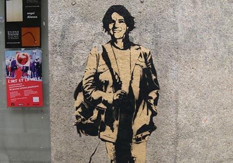 Guerrilla Graffiti ART