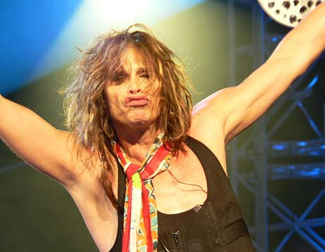 Aerosmith Postpone Canadian Tour Due to Steven Tyler's Onstage Tumble