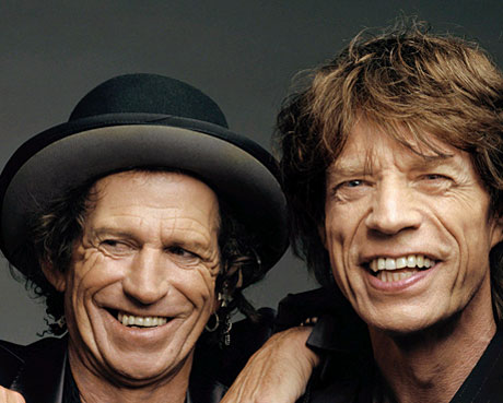 The Rolling Stones Just Say No