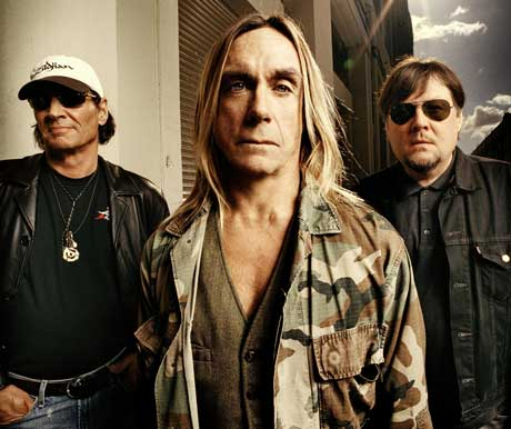 Iggy and The Stooges Double Danger