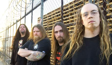 Strapping Young Lad's Catharsis