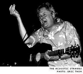 The Acoustic Strawbs / Kat Goldman Hugh's Room, Toronto ON - April 24, 2003