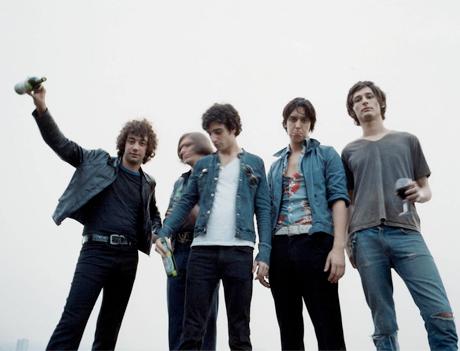 The Strokes Delay Album to March 2011