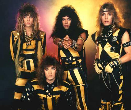 Stryper Return For 25th Anniversary